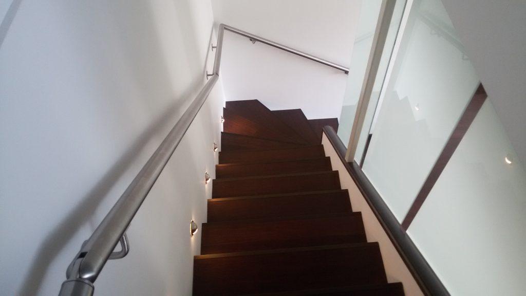 Escalier elegant de Genève