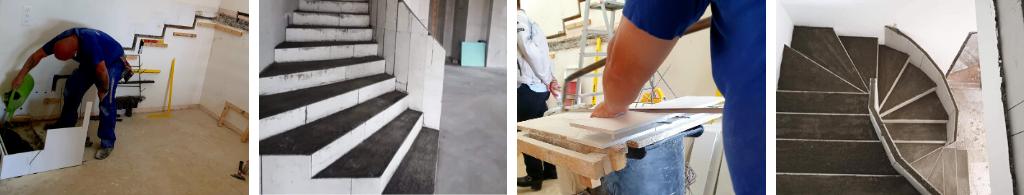 Portes ouvertes :: Construction d'escalier à Genève en Septembre 2020 - Plus d'infos sur www.escalierdesign.ch