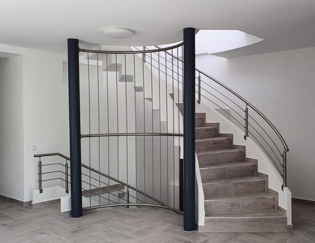 Escalier en béton Design et Innovant à bas prix.