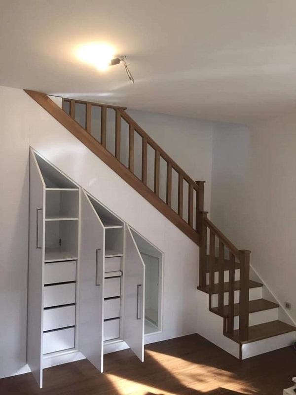 Fabrication escalier innovante