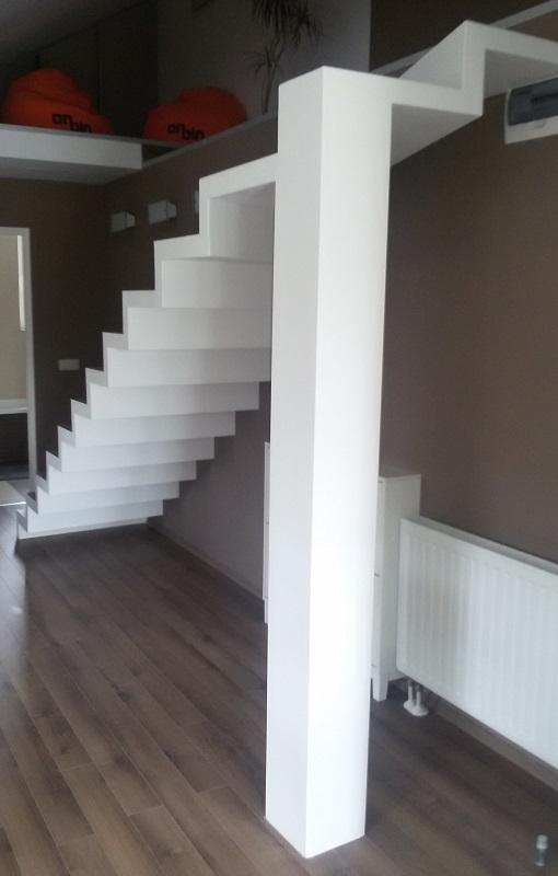Escalier intérieur sur mesure Suisse